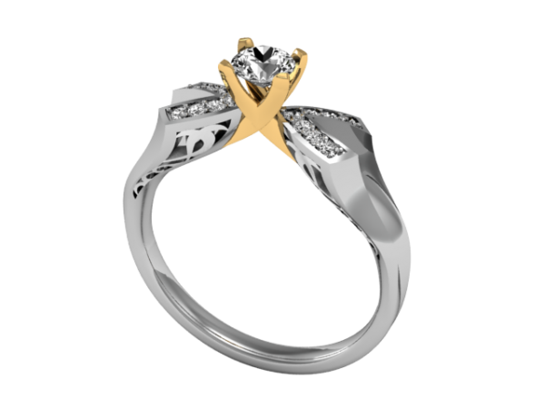 Δαχτυλίδι μπριγιάν μονόπετρο 075a - Ζαφειρίου Κοσμήματα στη Μυτιλήνη ... 2e2816a92a9